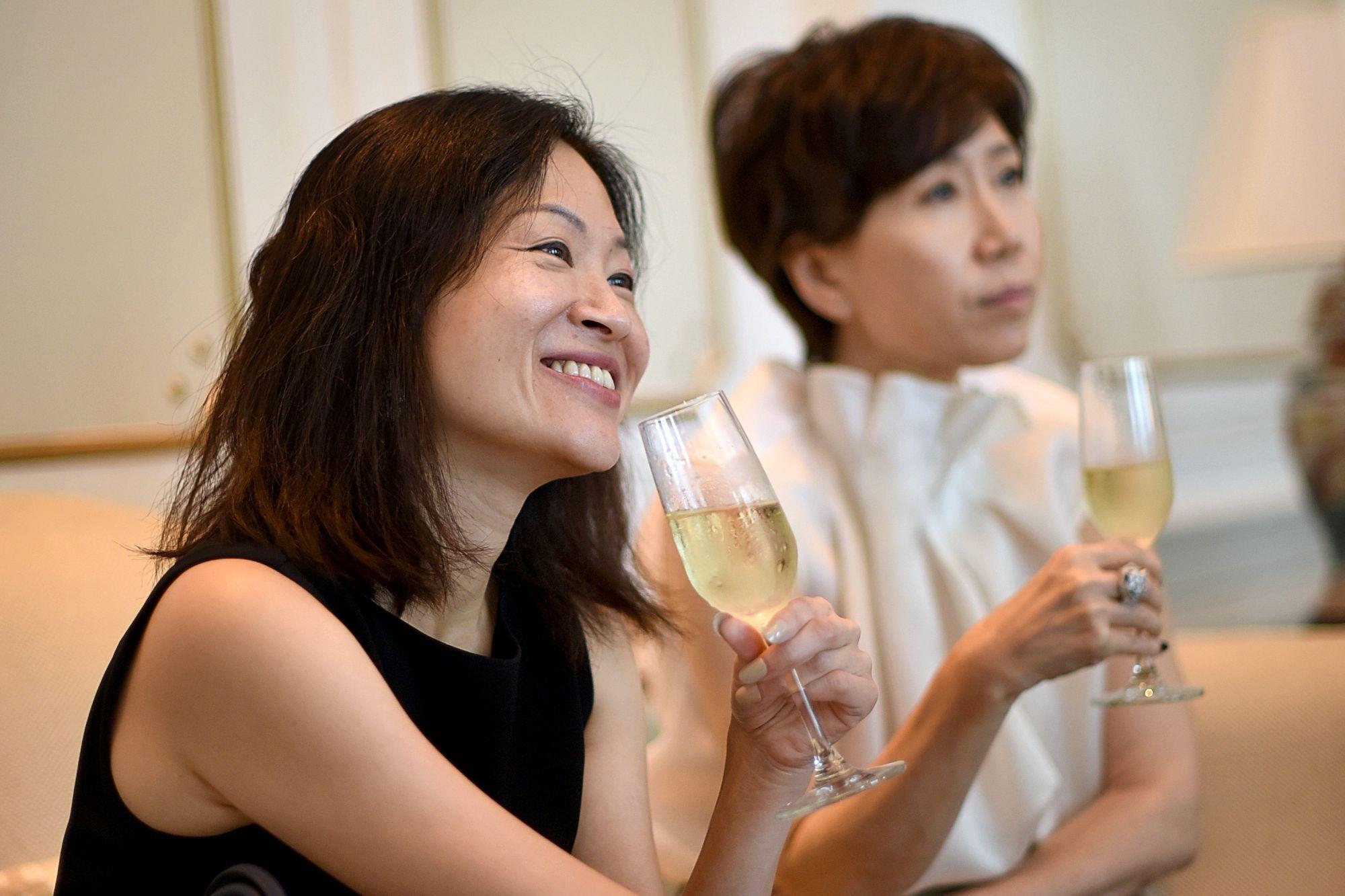 Sonia Ong, Nancy Ong