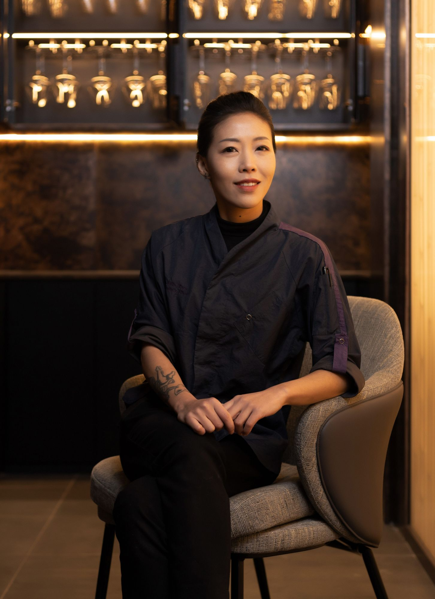 Asia's Best Female Chef 2021: Meet DeAille Tam Of Obscura, Shanghai