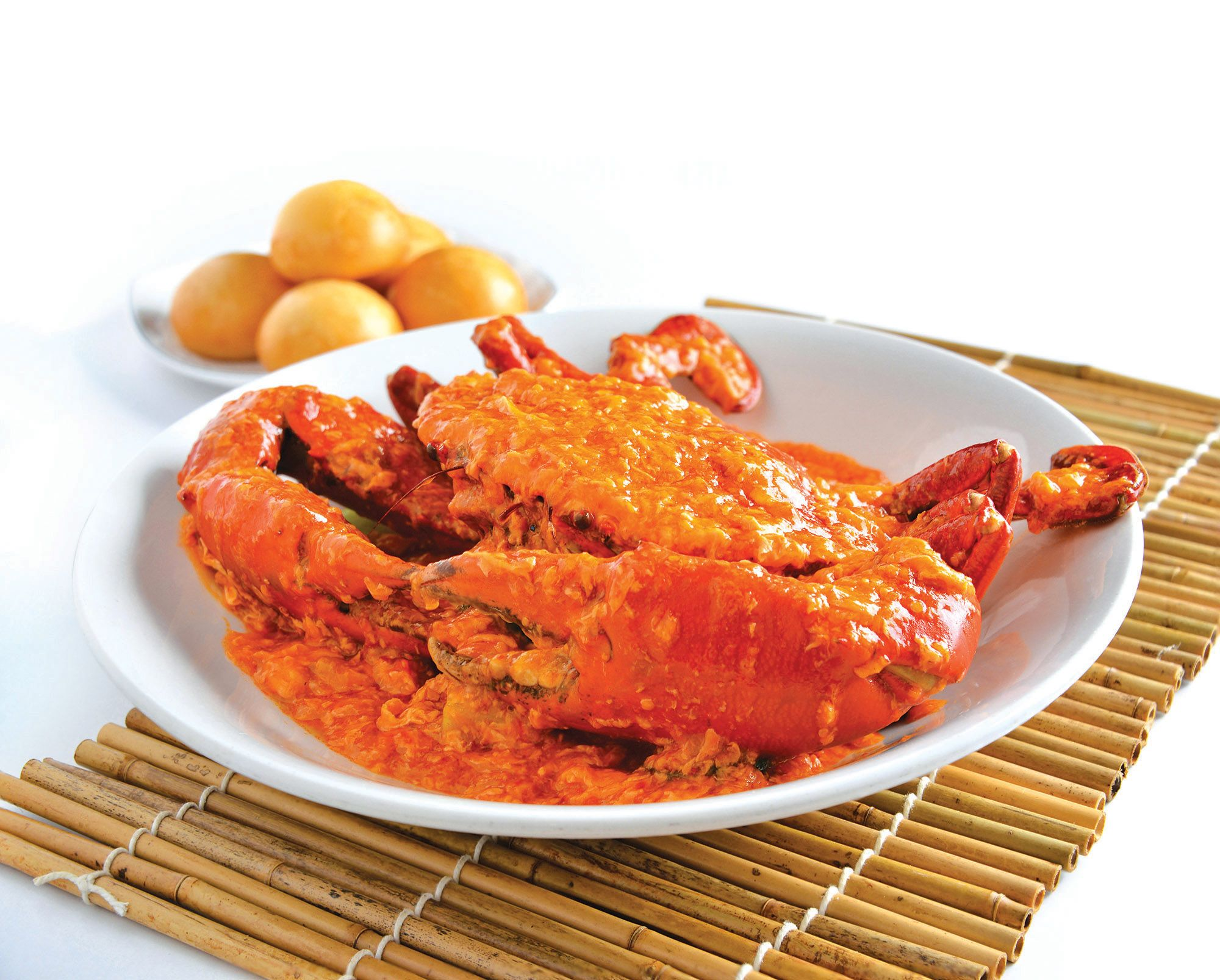 Popular chilli crab (Image: Long Beach @ Dempsey Seafood Restaurant)