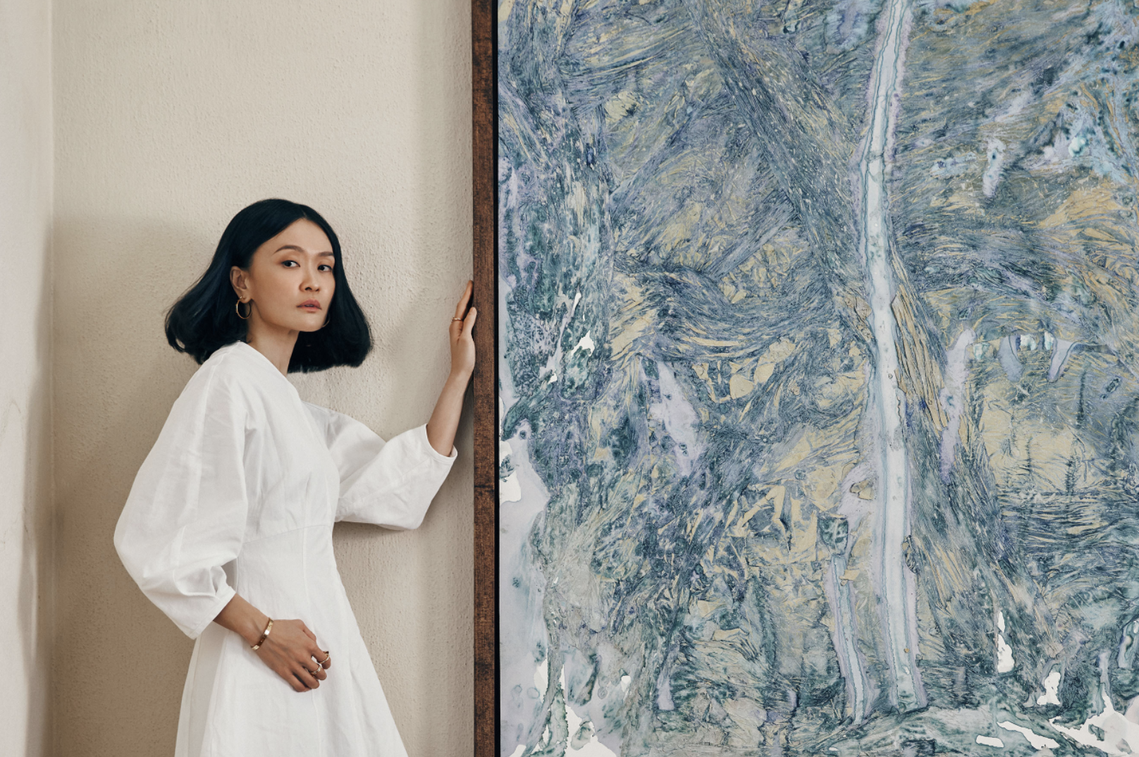 Singaporean Artist Dawn Ng Shares How Her Personal Journeys Inspire Her Works of Art