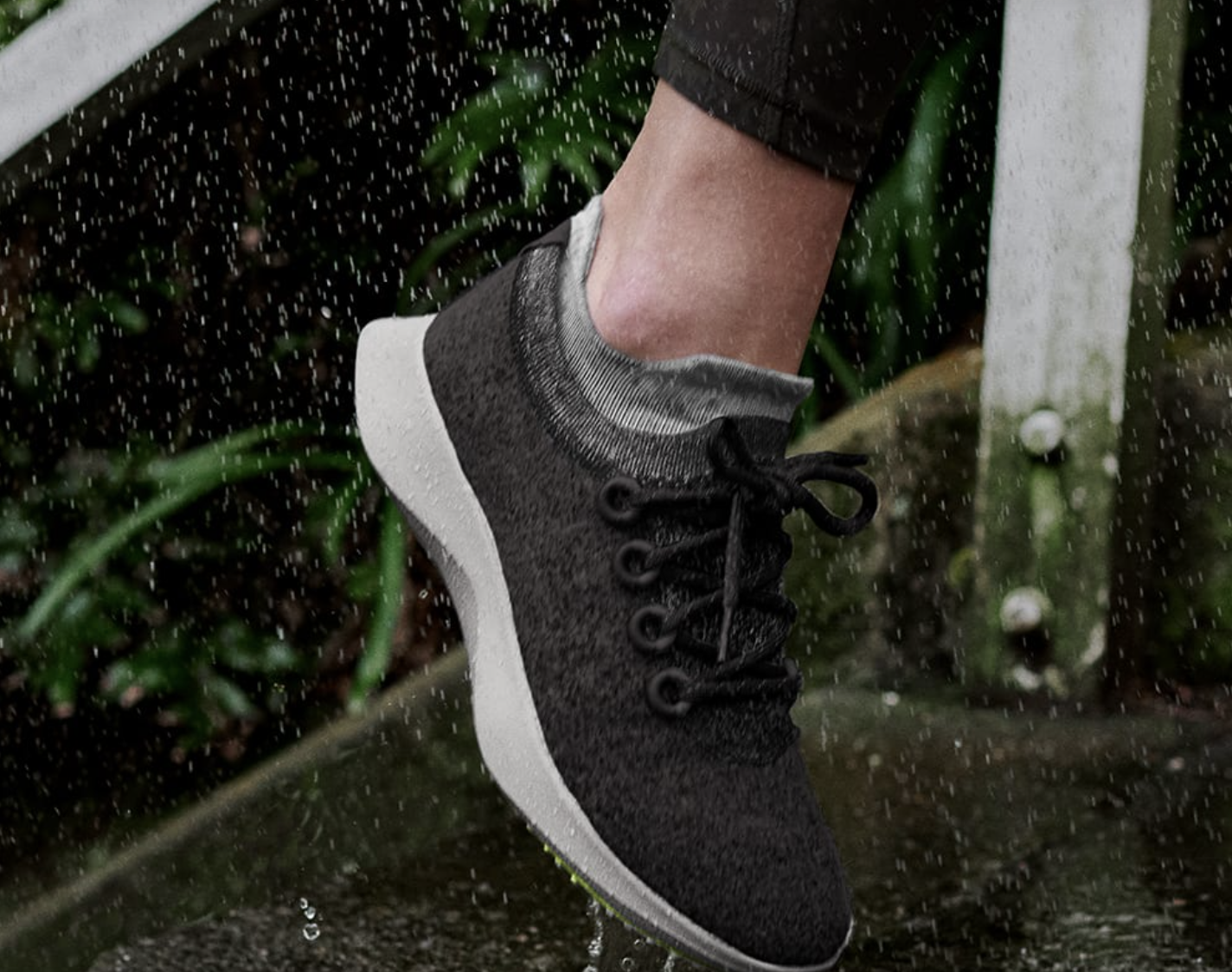 Sneaker Brand Allbirds Introduces the World's First Plant-Based Leather Alternative