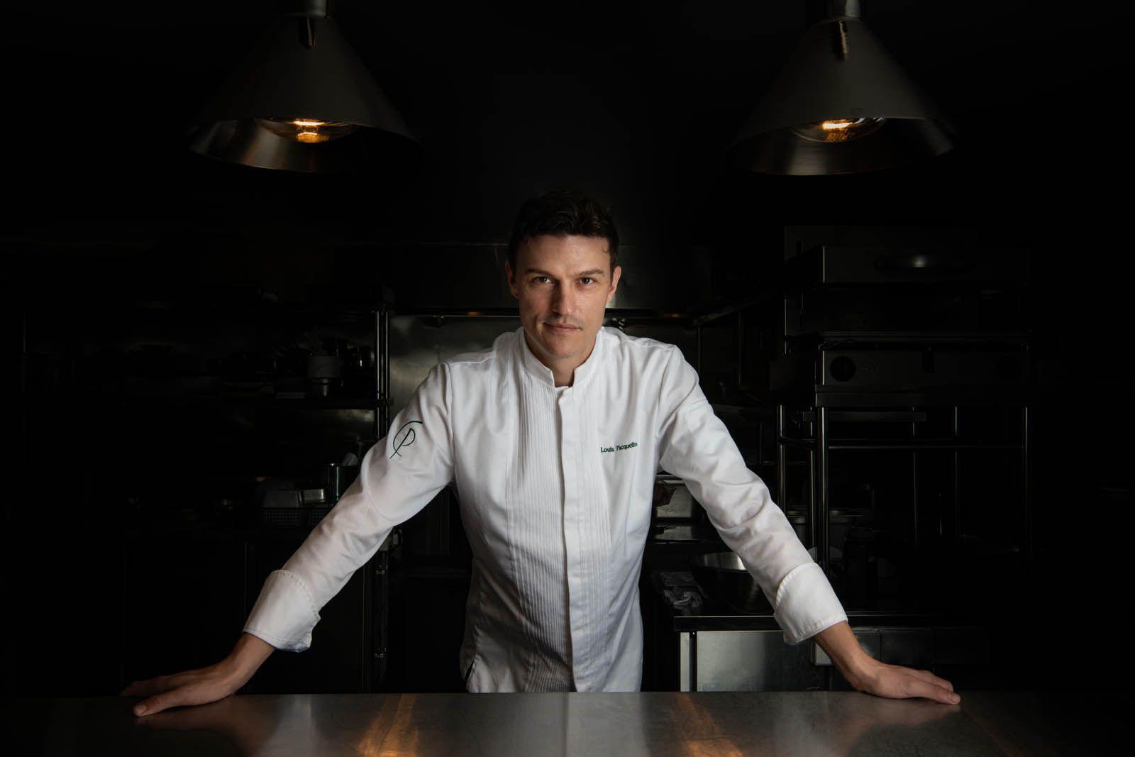 Chef Louis Pacquelin