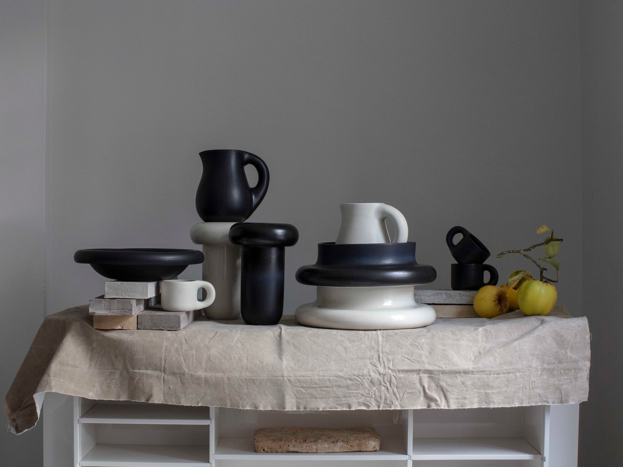 Dough and Plough collections by Faye Toogood