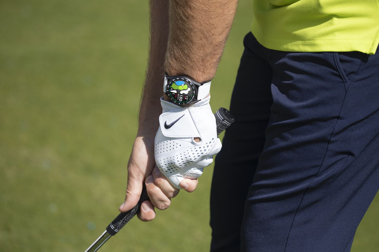Golfer Tommy Fleetwood is a Fan of the New Tag Heuer Connected Golf Edition