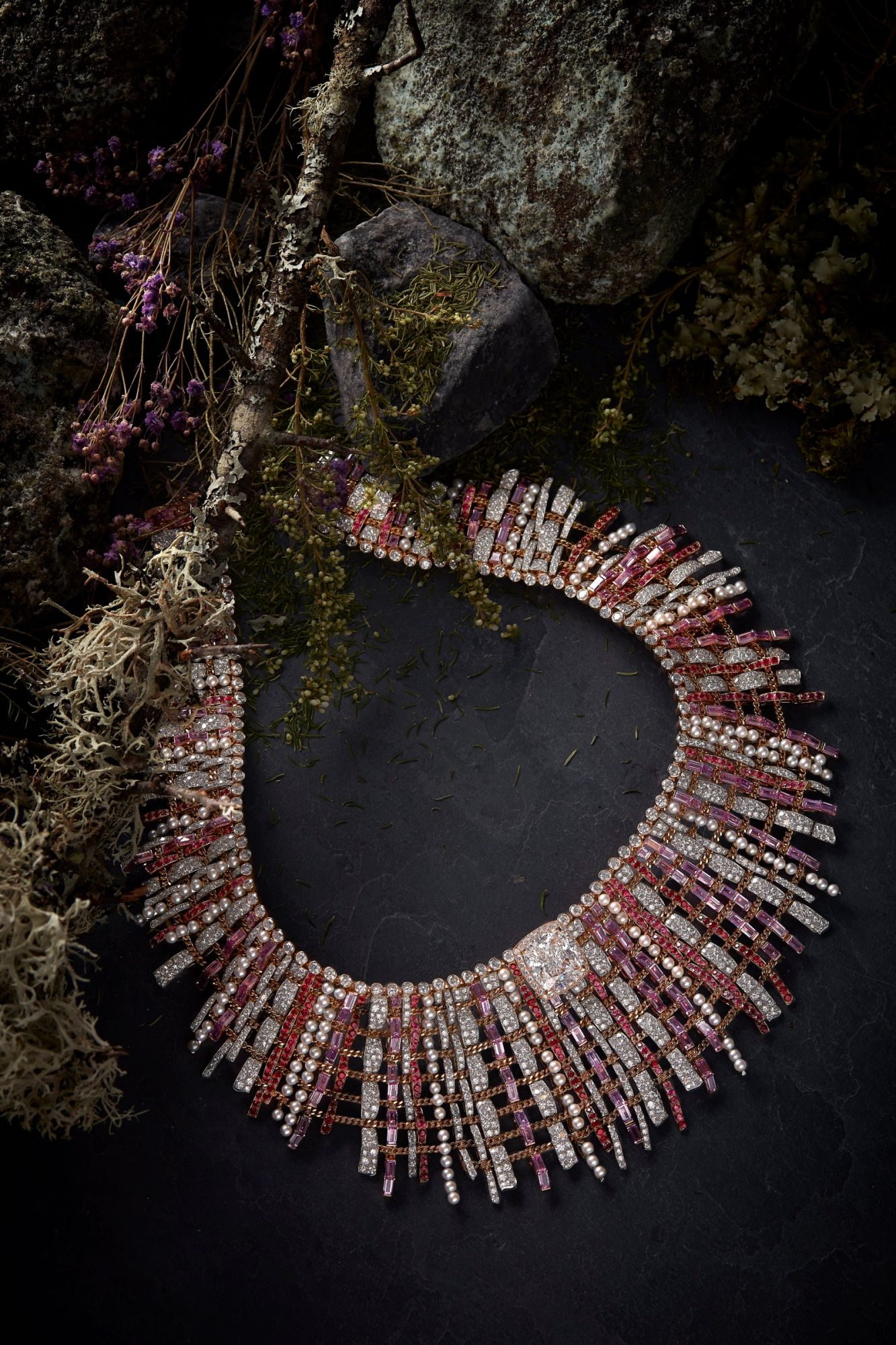 The Tweed de Chanel High Jewellery Collection is on Display in Singapore Until March 17
