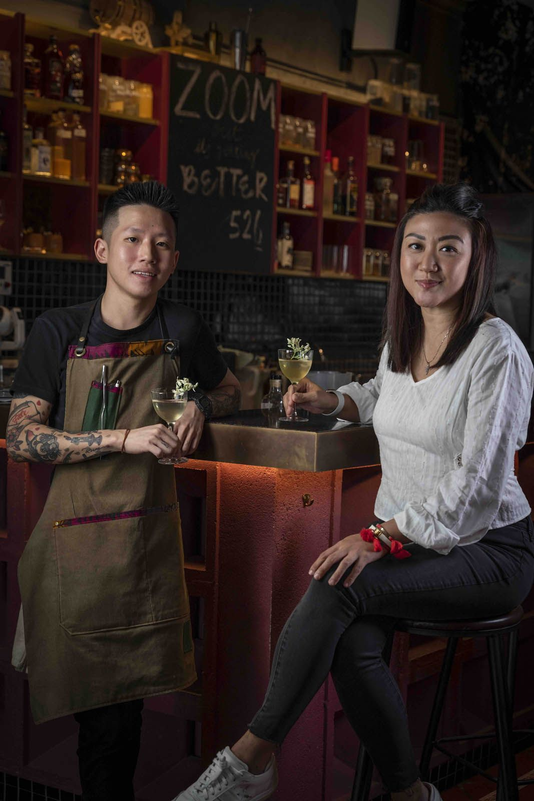India's Smoke Lab Vodka Makes its Debut in Singapore