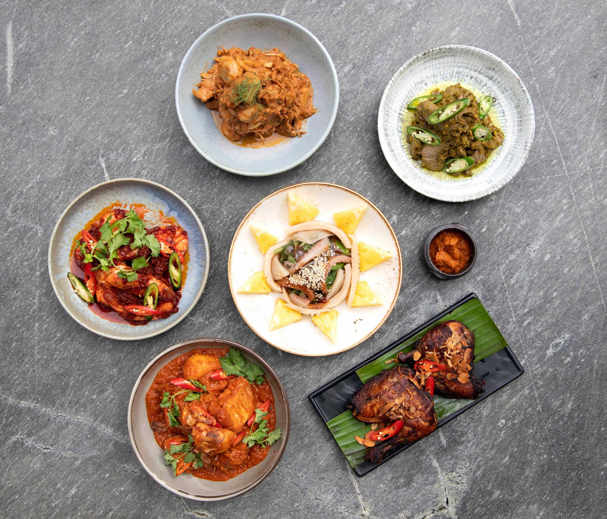 Restaurant Kin Adds More Singapore Heritage Dishes to Their Menu