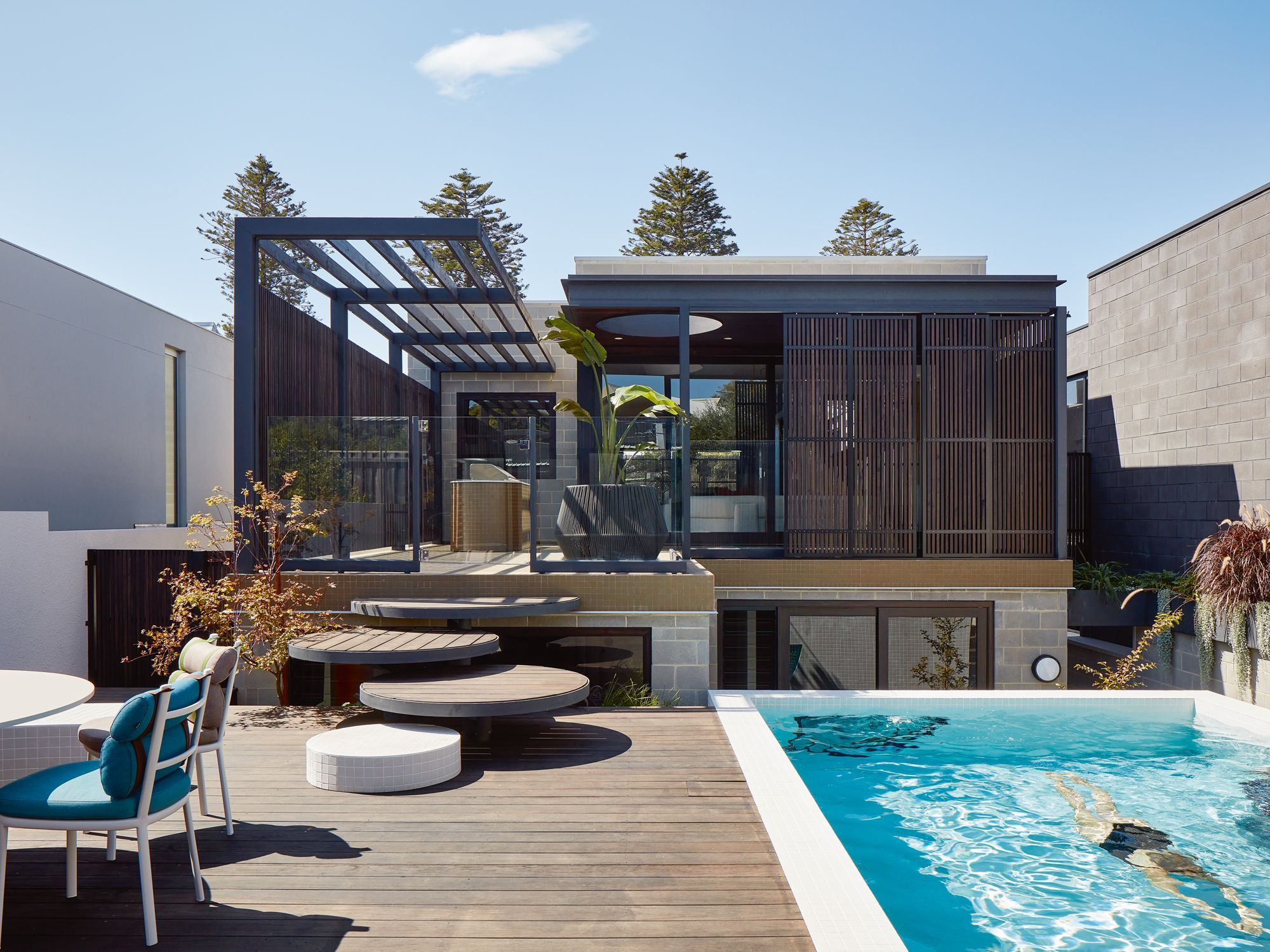 The Shutter House, designed by State of Kin (Photography: Jack Lovel & Sophie Pearce)