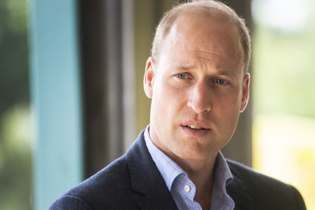 """Prince William: """"We're Very Much Not a Racist Family"""" 