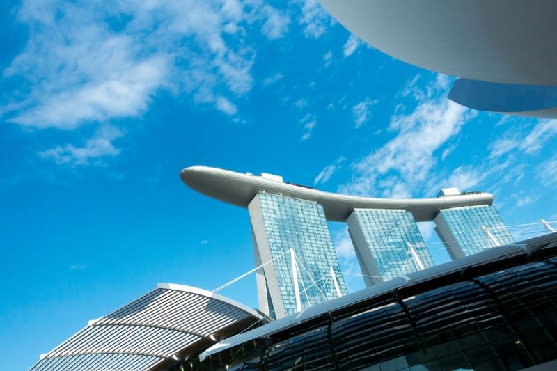Everything You Didn't Know About Marina Bay Sands is in This Book