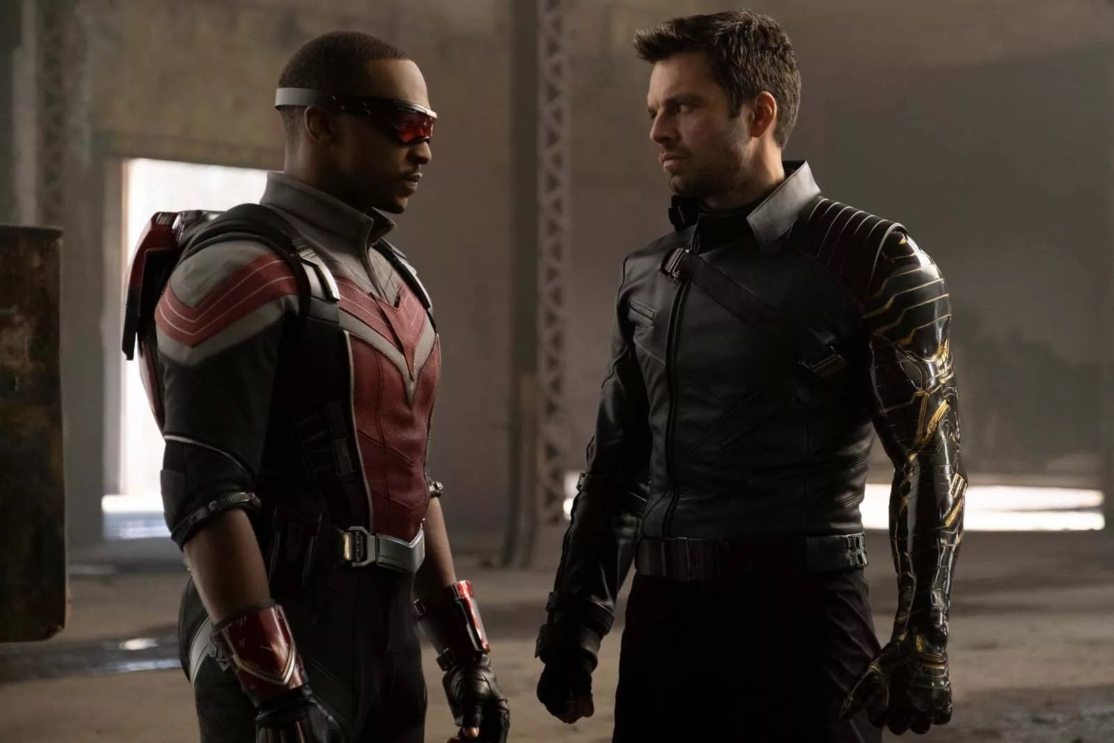 Marvel Releases its Second Show, The Falcon and The Winter Soldier, on Disney+
