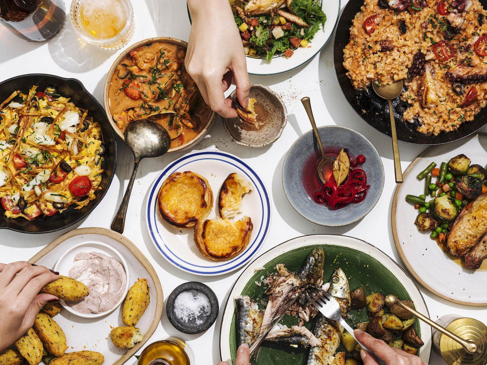 Food Delivery in Singapore: How to Have a Portuguese Feast at Home