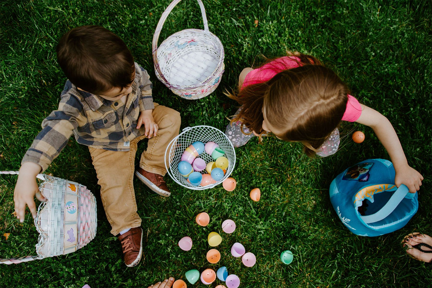 Easter activities for the whole family