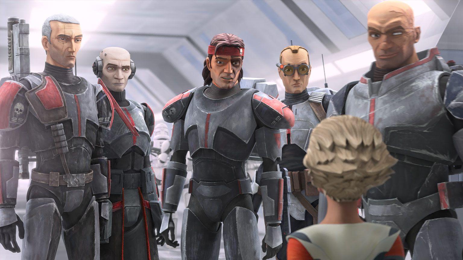 Star Wars: The Bad Batch (Image: starwars.com)
