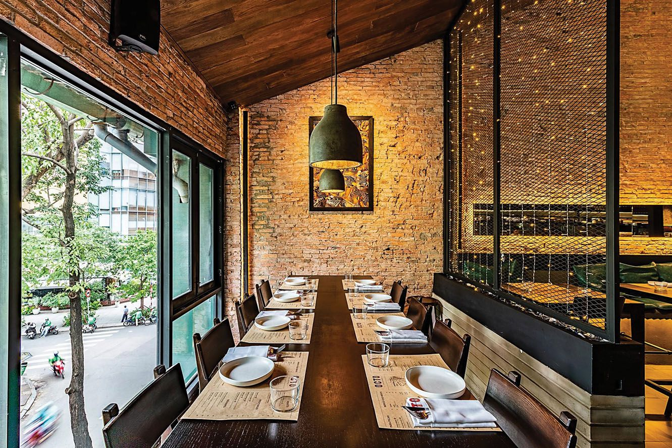 Octo Tapas Restobar is inspired by the owner's favourite Spanish restaurant in London