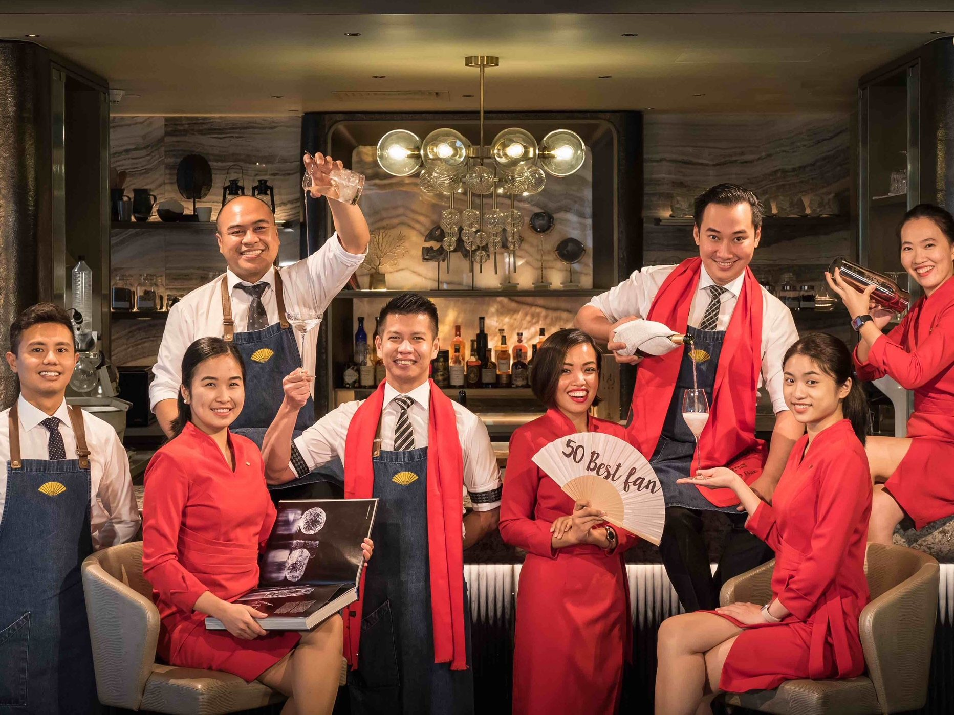 MO Bar Mandarin Oriental