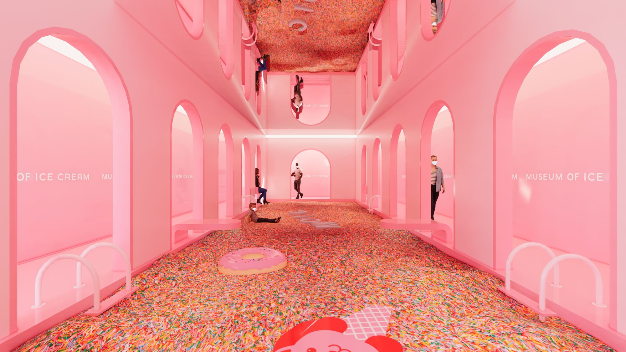 Museum of Ice Cream Debuts in Singapore, Plus 3 Other New Attractions