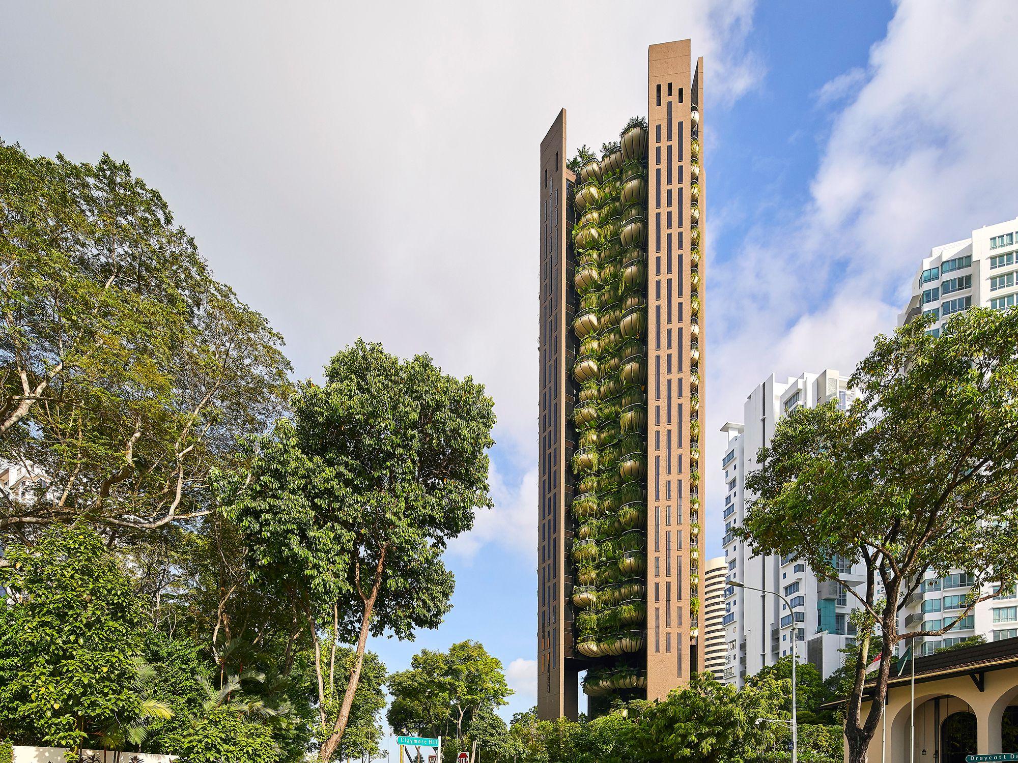 Swire Properties Eden, designed by Thomas Heatherwick