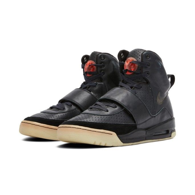 Kanye West's First Nike Air Yeezy 1 Sneakers, Valued at Over US$1 Million, to Be Sold