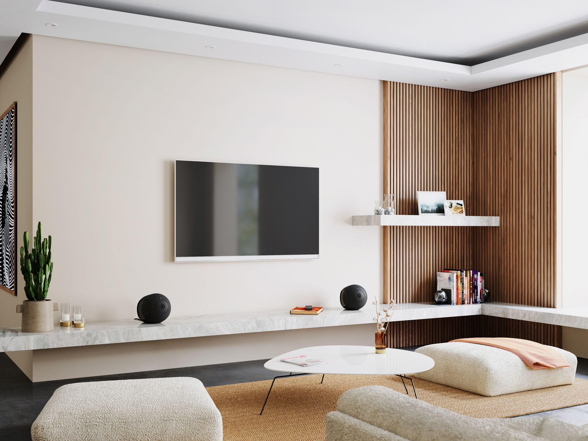 Devialet Phantom I speaker adds a stylish touch to any space with its wireless technology(Image: Devialet)