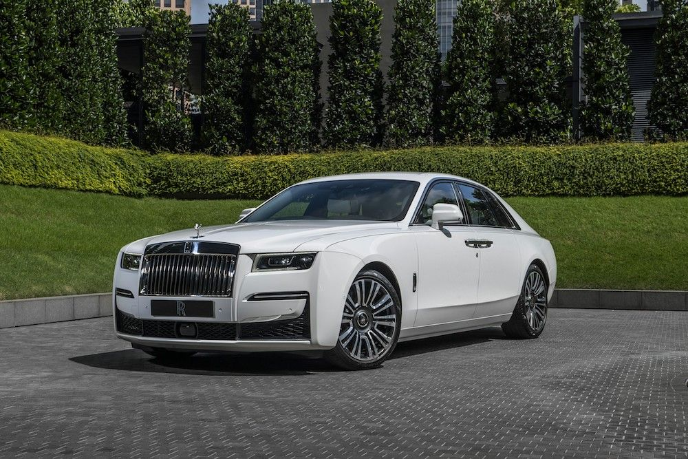Rolls-Royce Builds on an Important Icon With the New Ghost