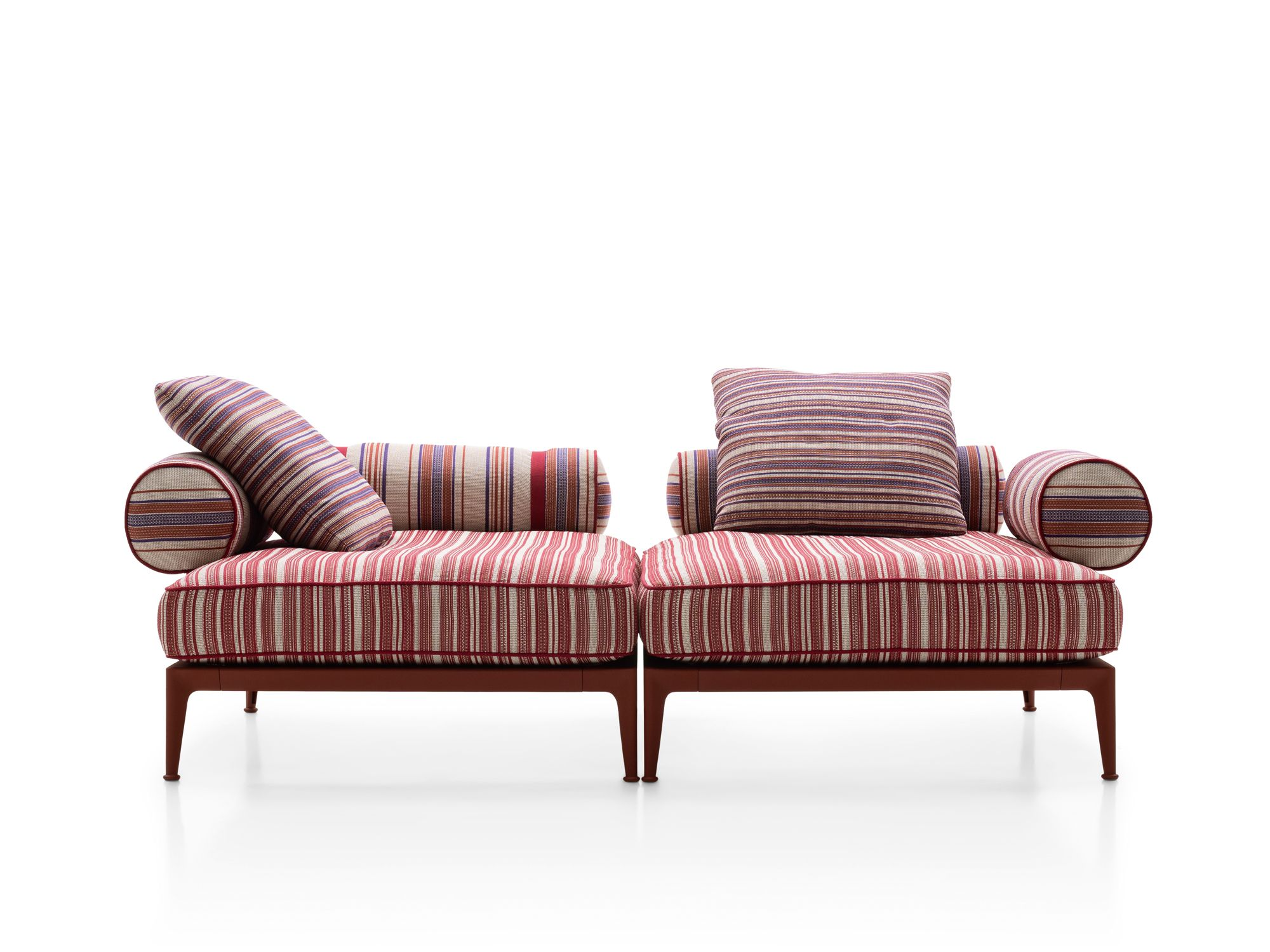 B&B Italia Ribes outdoor collection by Antonio Citterio, available from Space Furniture