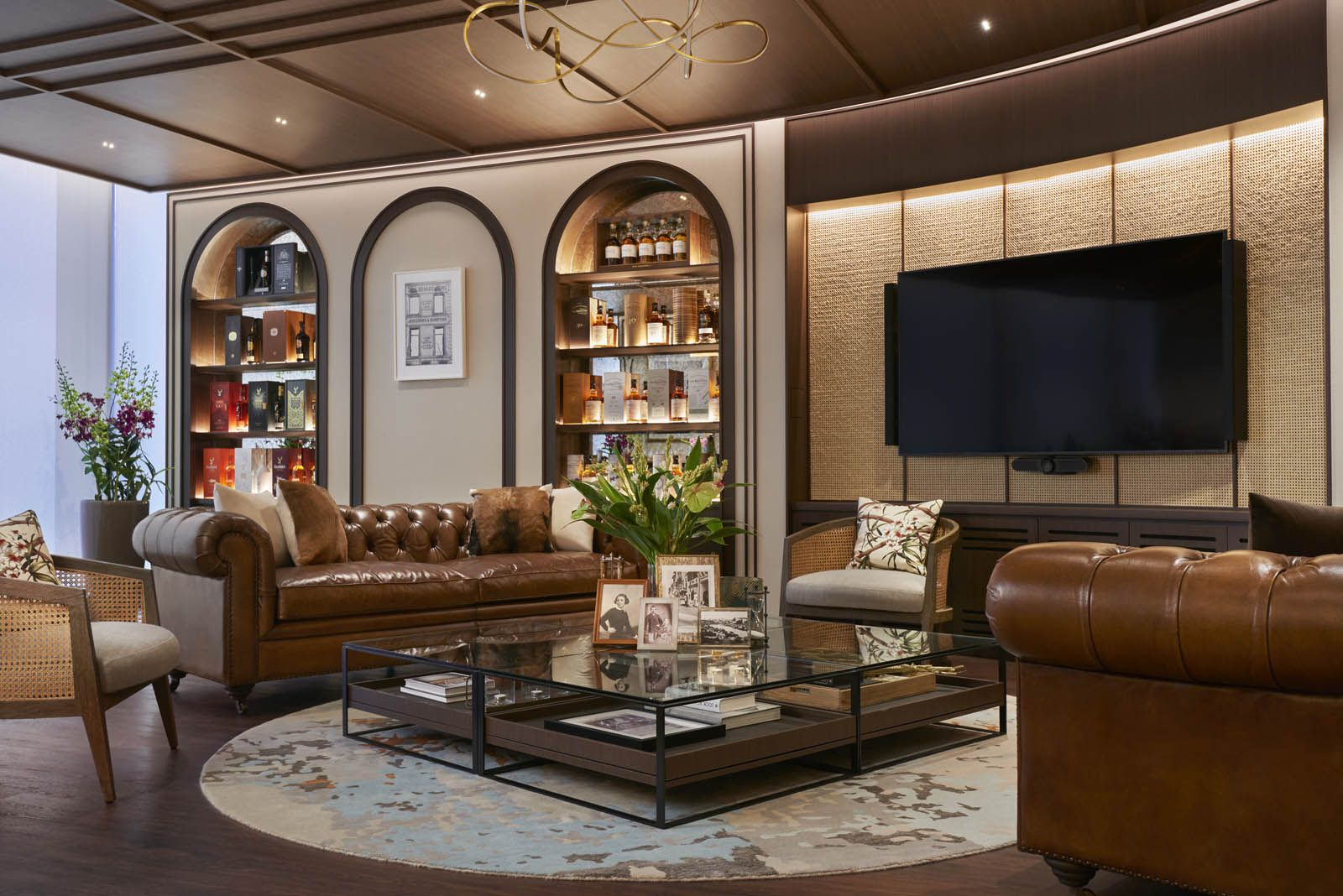 William Grant & Sons Opens World's First Distillers Library in Singapore