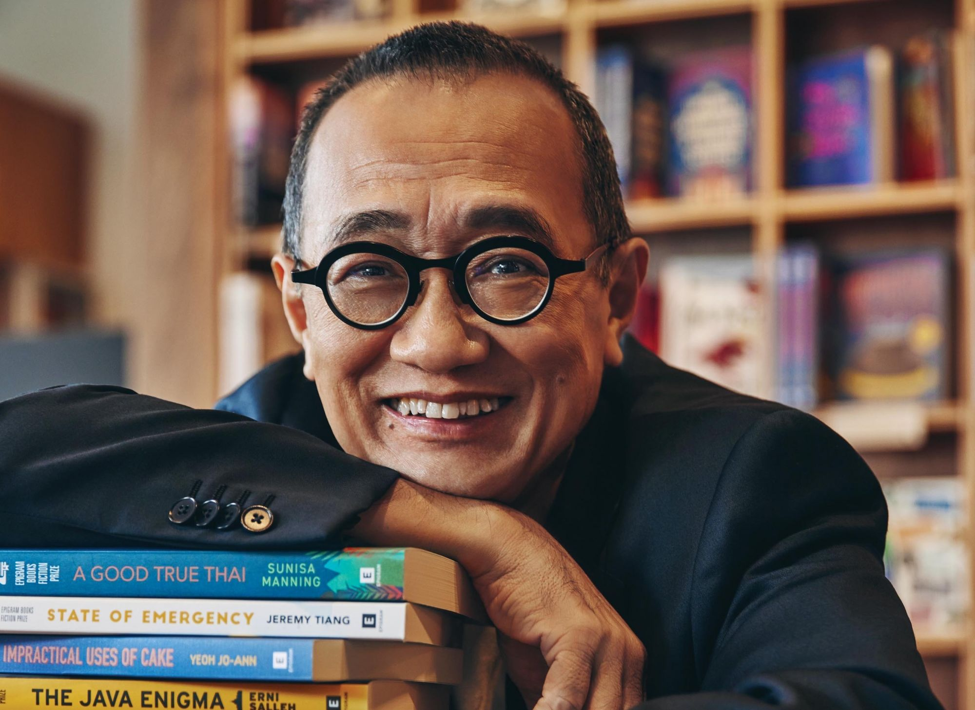 Edmund Wee of Epigram Books Has No Ambitions of Becoming the World's Biggest Publisher