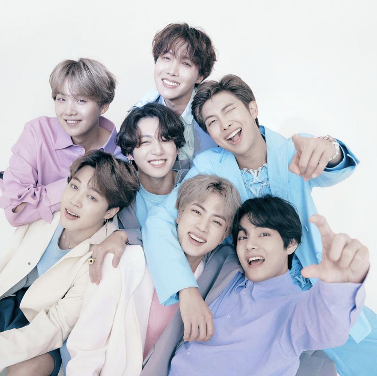 BTS Joins Louis Vuitton as its Newest Brand Ambassadors