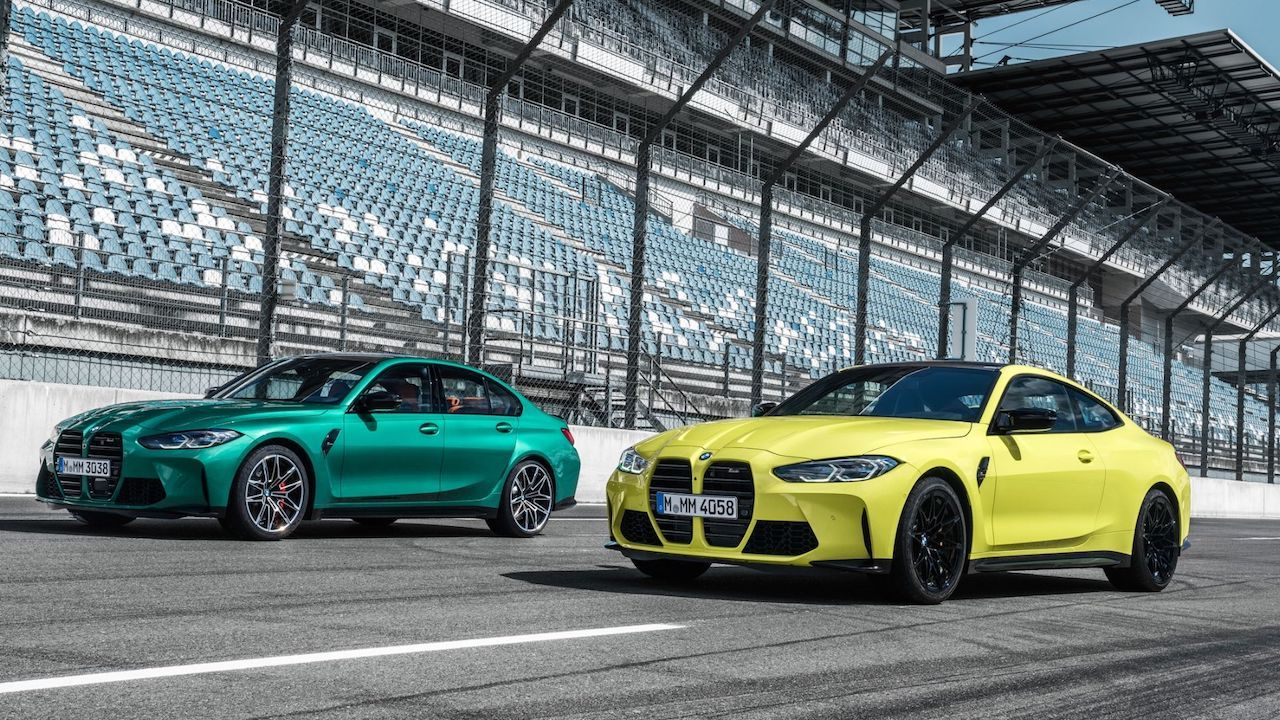 BMW Ups the Ante With a New Dynamic Duo, the M3 and M4