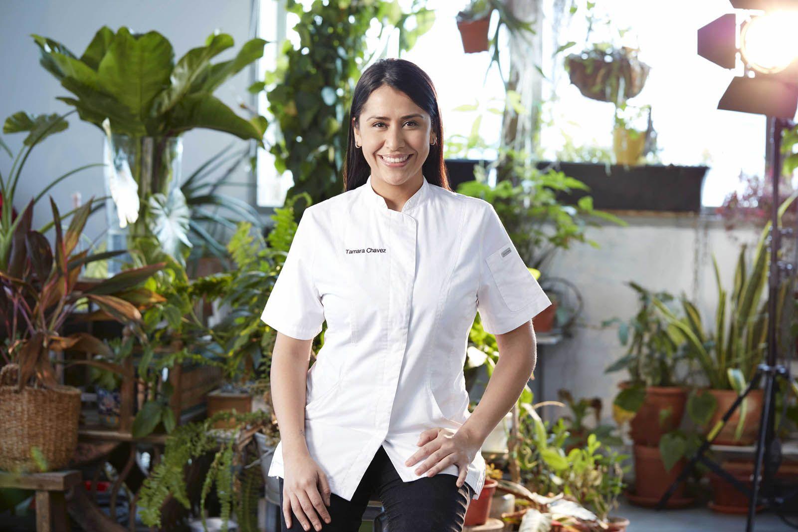 Head chef Tamara Chavez