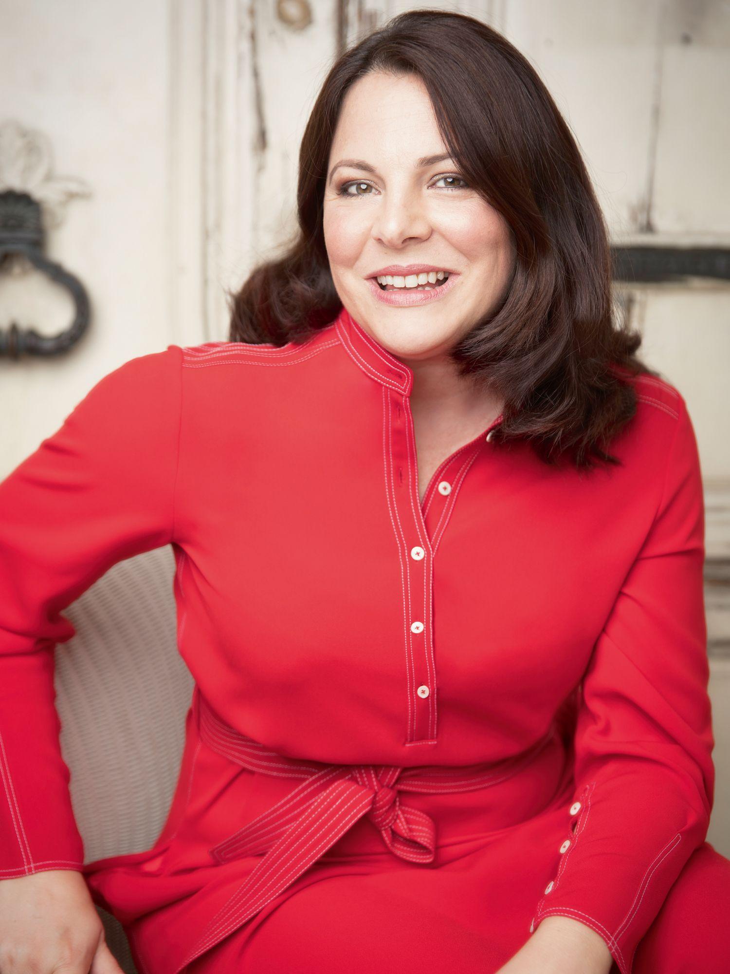 British interior designer Rebecca James
