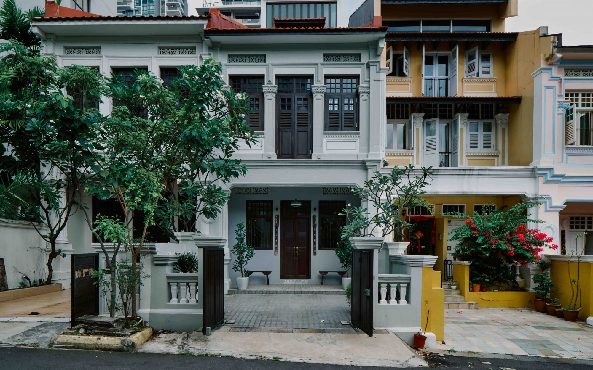 Singapore Shophouses Are In High Demand For Investors–Here's Why