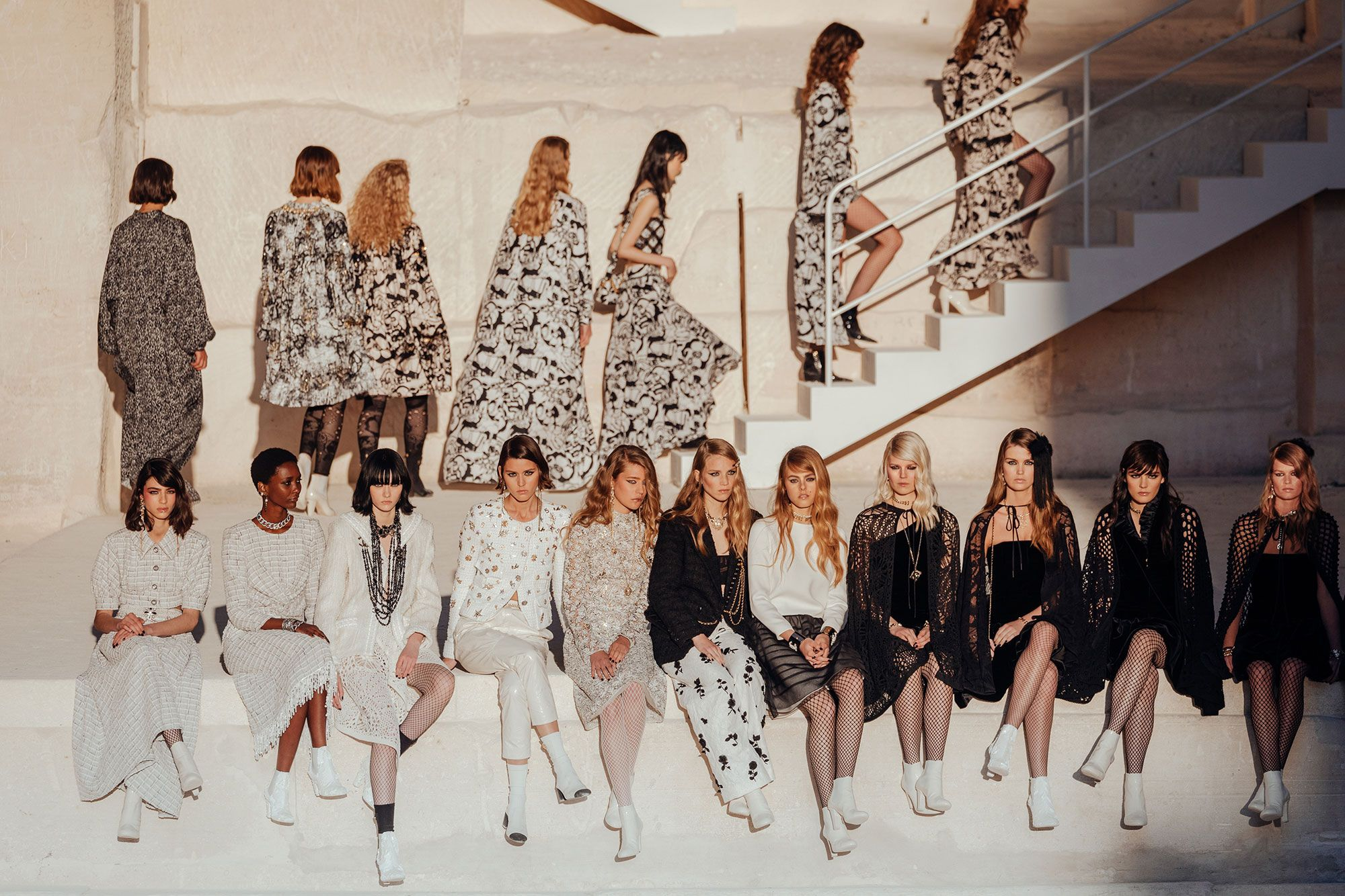 Chanel Cruise 2022: 10 Rock-Inspired Looks for the Modern Punk Princess
