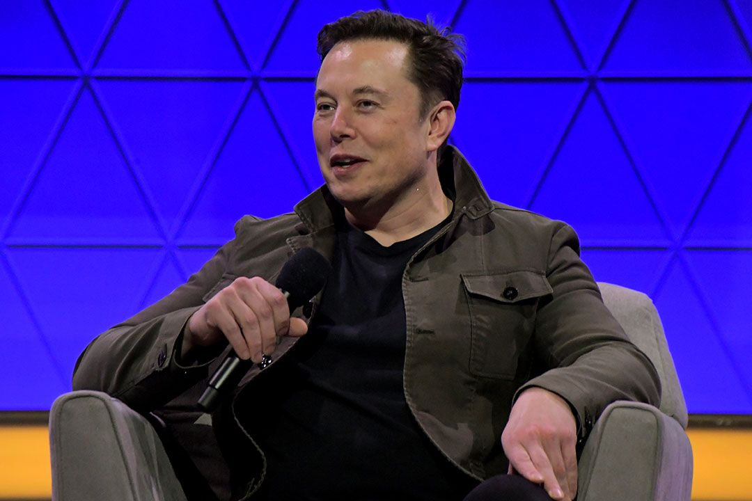 Elon Musk speaks onstage at the Elon Musk in Conversation with Todd Howard panel during E3 2019 at the Novo Theatre on June 13, 2019 in Los Angeles, California. Photo: Charley Gallay/Getty Images for E3/Entertainment Software Association