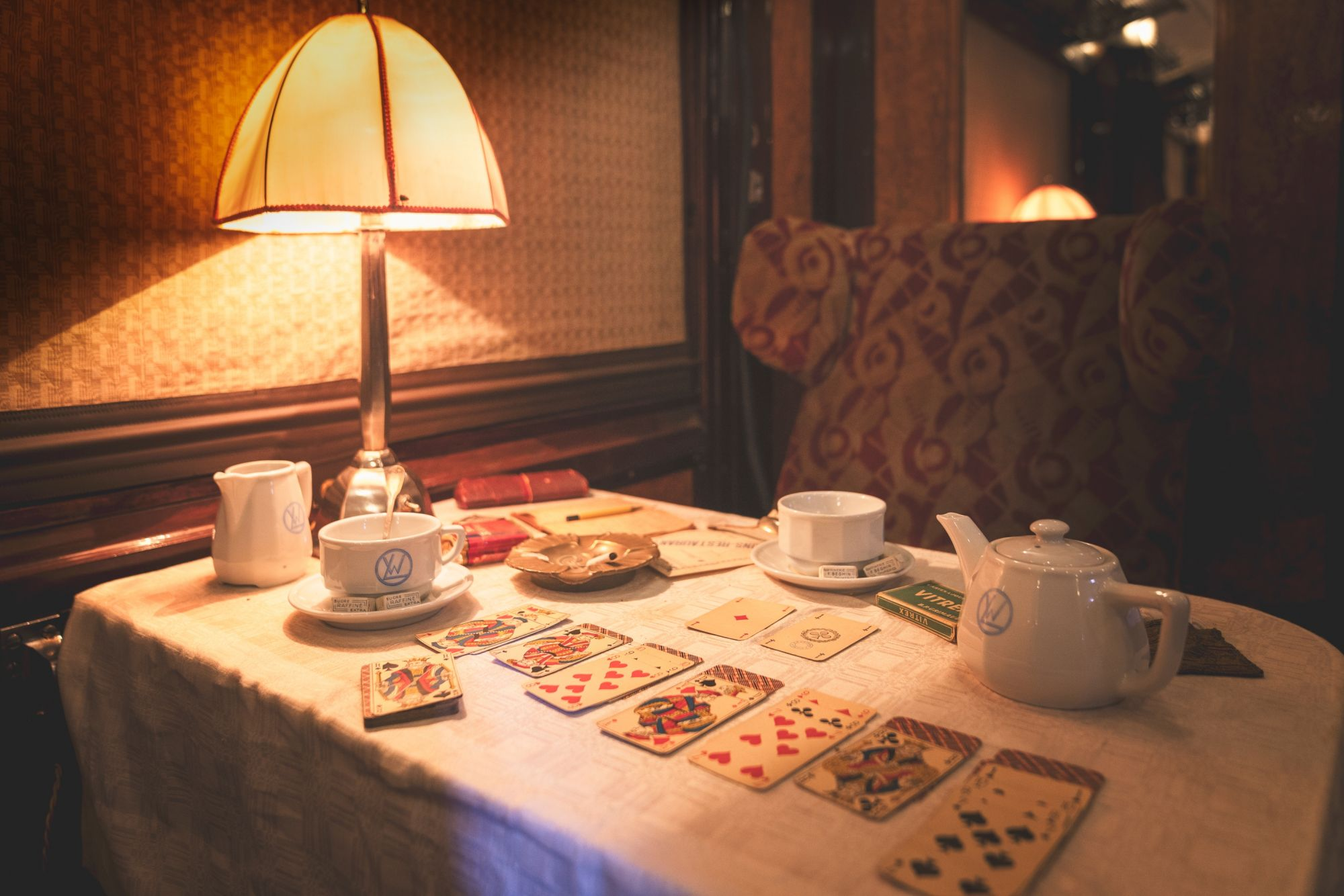 Once Upon A Time On The Orient Express in Singapore is a Preservation of Cultural Heritage