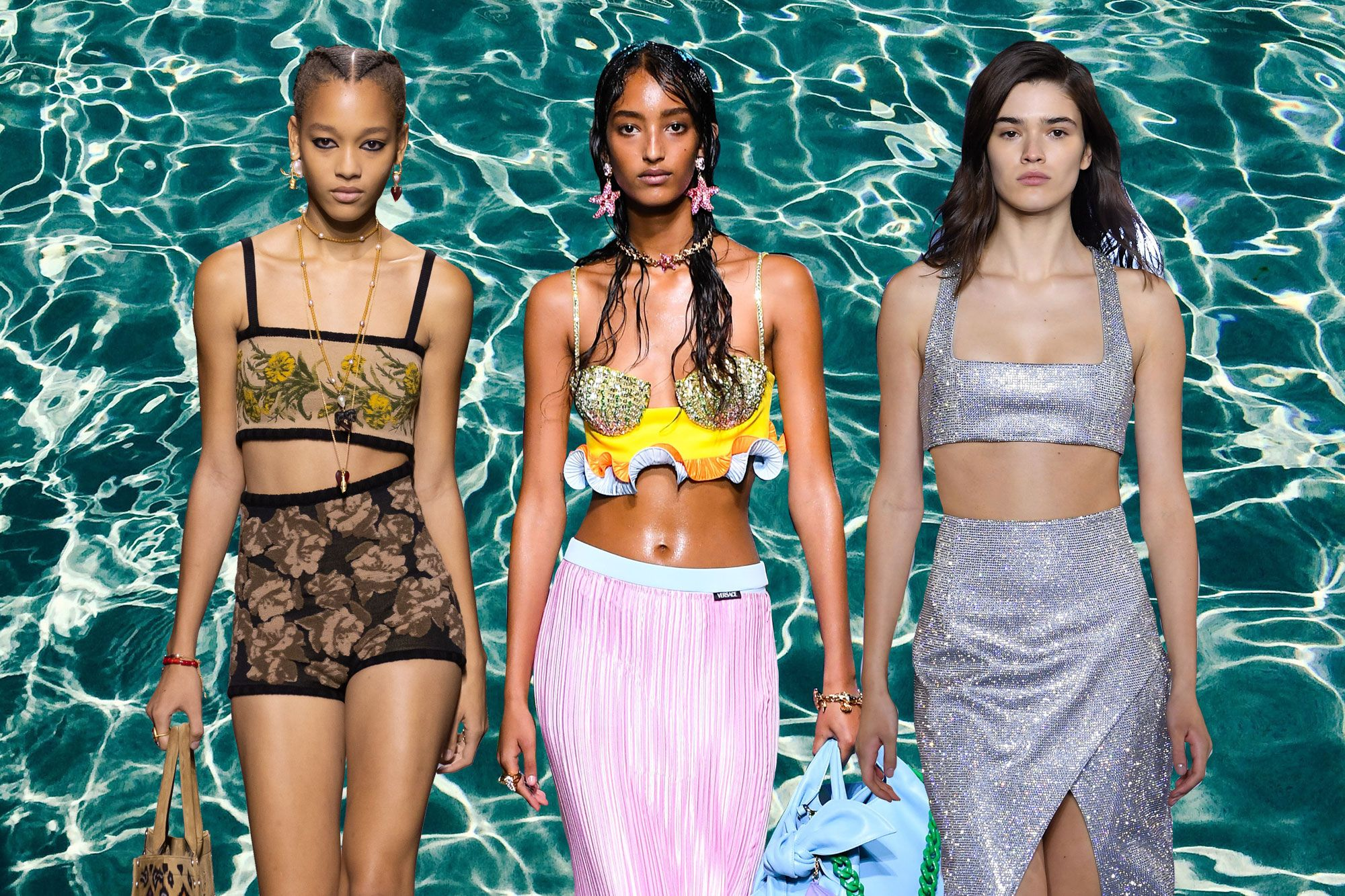 Tatler's Haute List: Bougie Bralettes are the One Trend You Need for a Hot Girl Summer