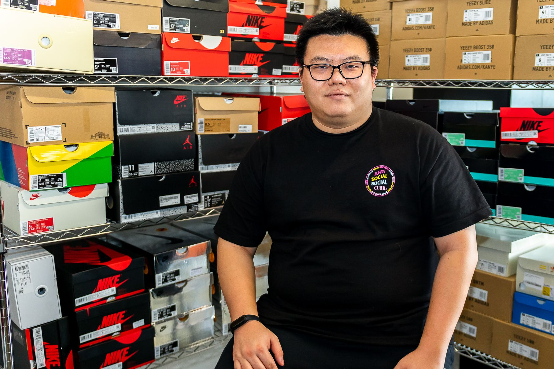 Novelship CEO Richard Xia on Singapore's Thriving Sneaker Market
