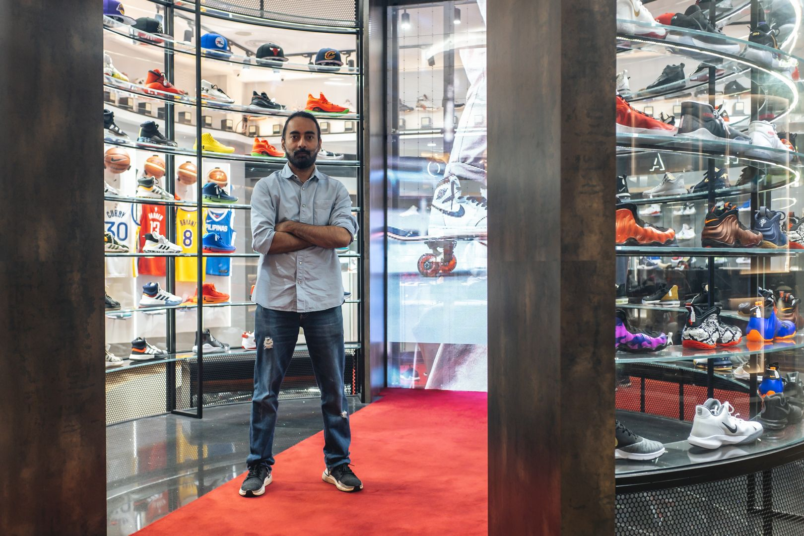Limited Edt CEO Mandeep Chopra on How the Luxury Market Has Influenced Singapore's Sneaker Culture