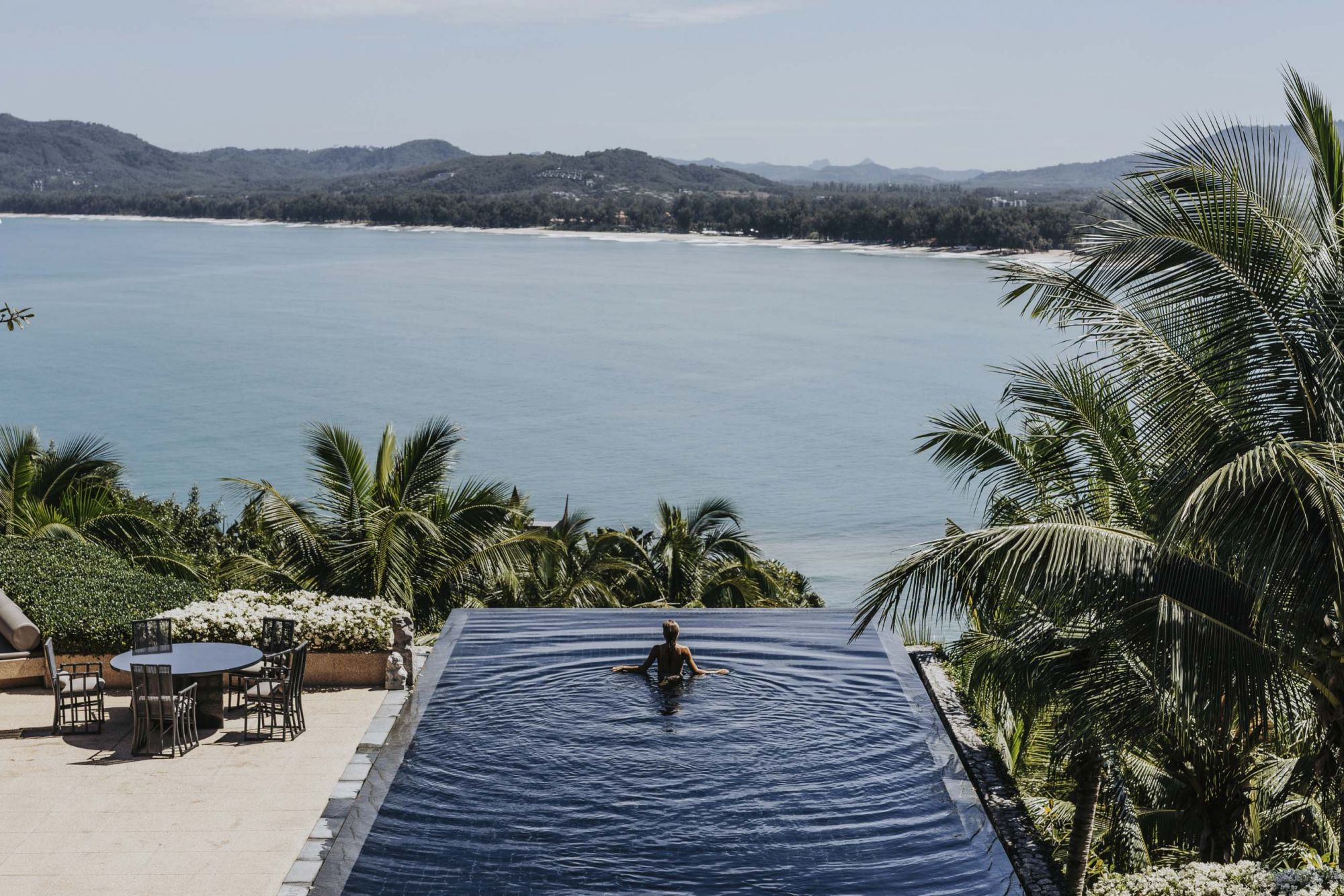 Amanpuri, Thailand - Accommodation, Villa 46, 5-Bedroom Ocean Villa, Pool, View