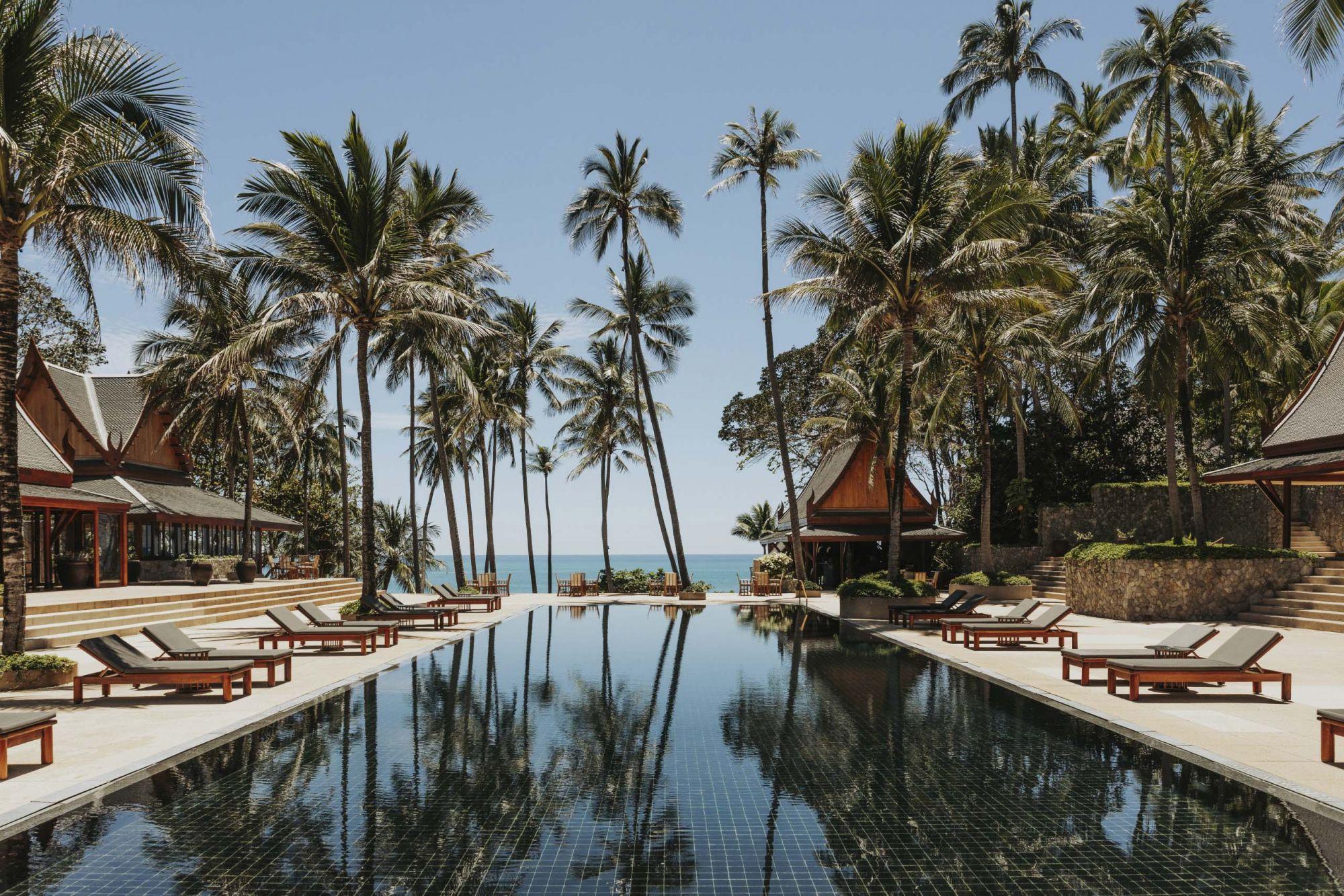 Amanpuri, Thailand - Resort, Main Pool