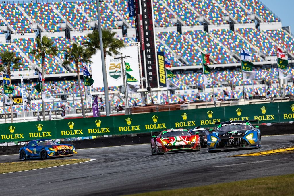 What You Need to Know About Rolex 24 at Daytona