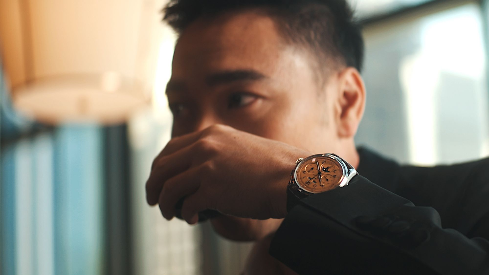 Why Adrian Ong is a Fan of Breitling's Premier Heritage and Super Chronomat