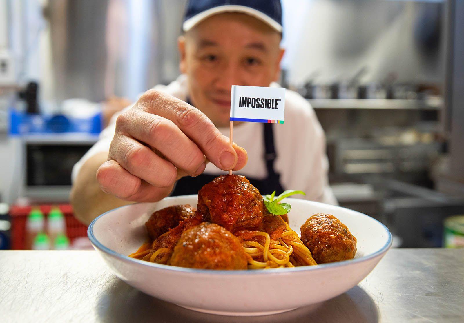 Impossible Spaghetti (Photo: Privé)