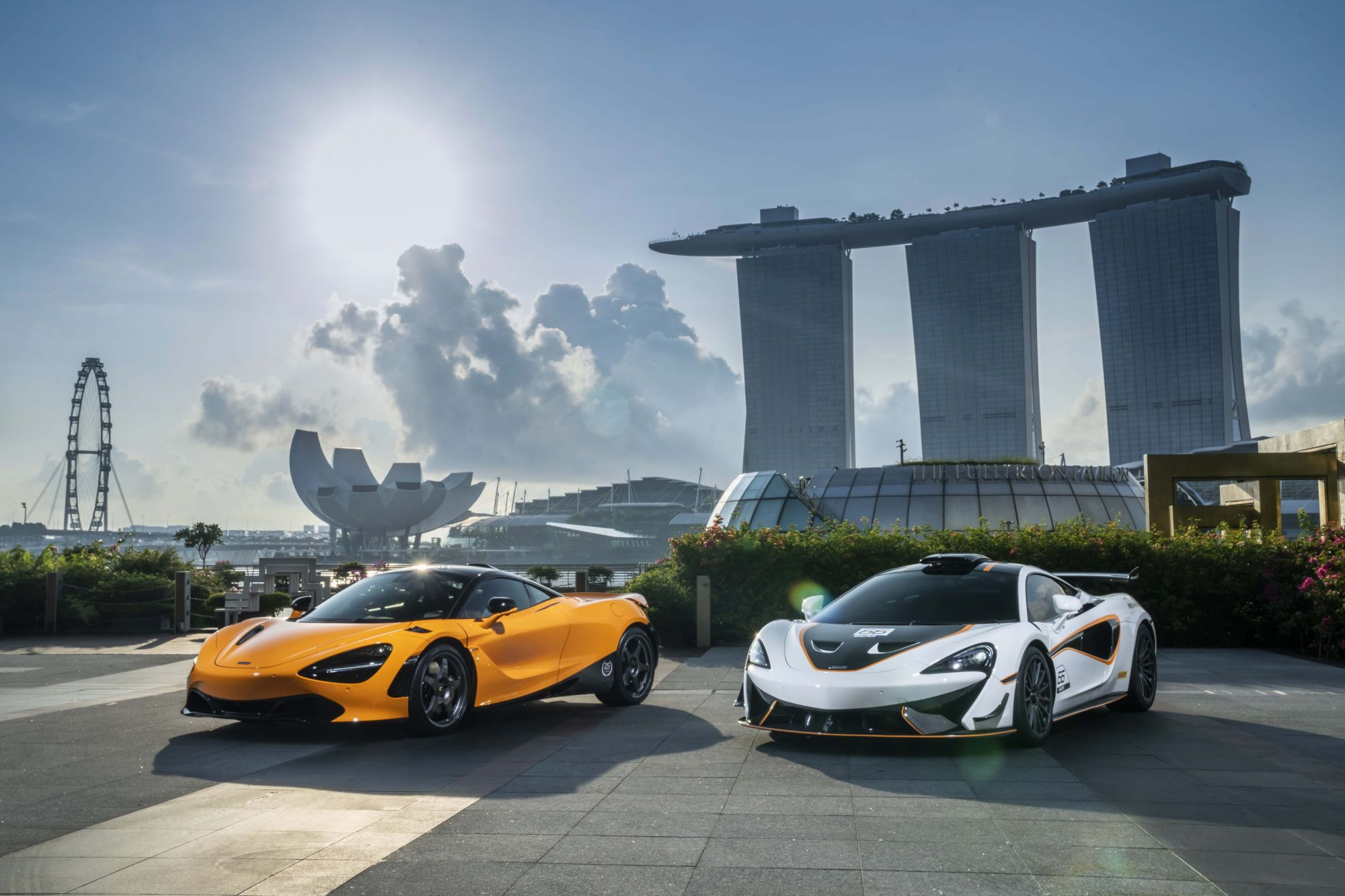 Mclaren Debuts the Limited-Edition and Ultra-Expensive Supercar, Elva, in Singapore