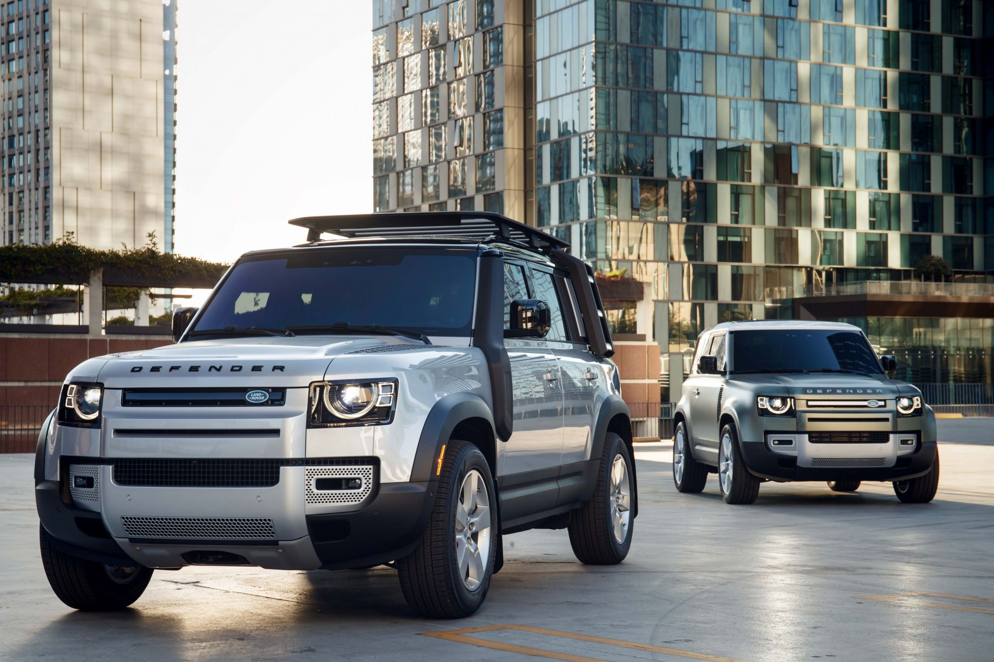 Meet the New Land Rover Defender, an Icon in the Motoring World