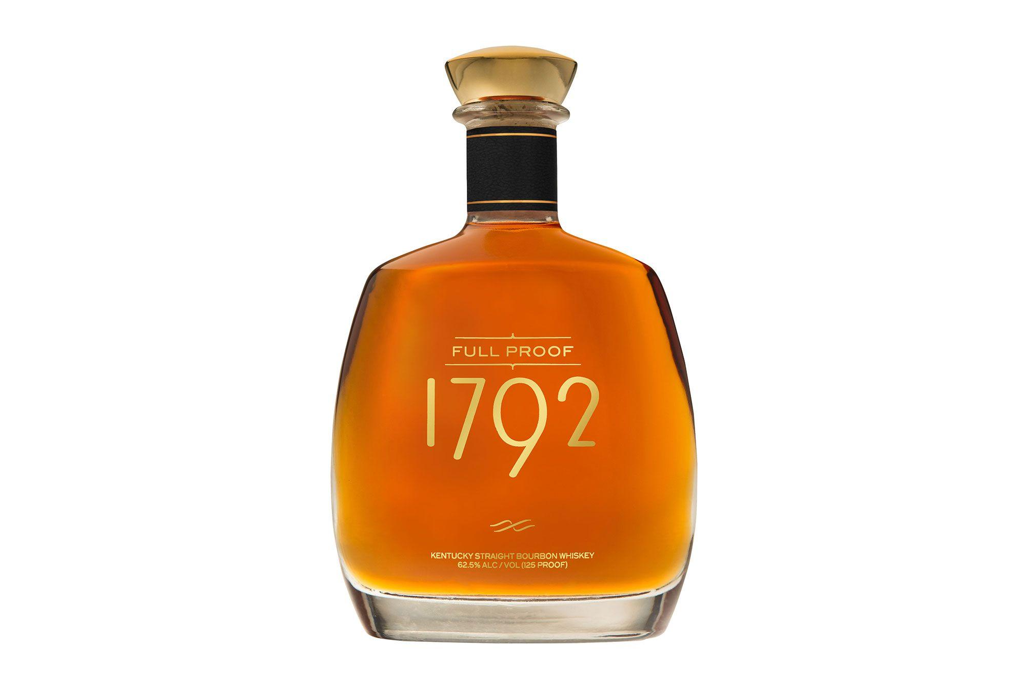 1782 Full Proof Bourbon