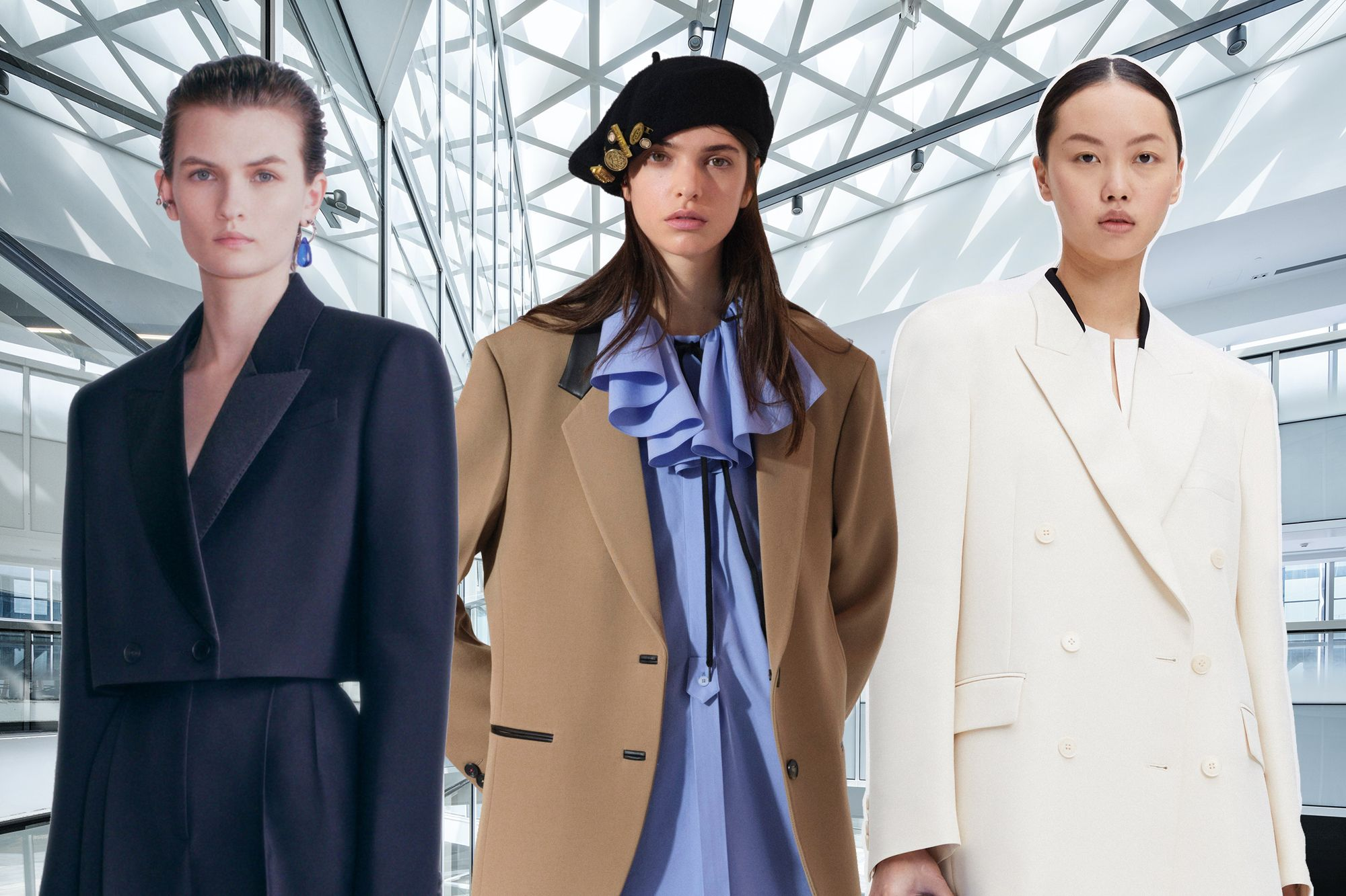Tatler's Haute List: Relaxed Suiting Is The Trend You Need For Pre-Fall