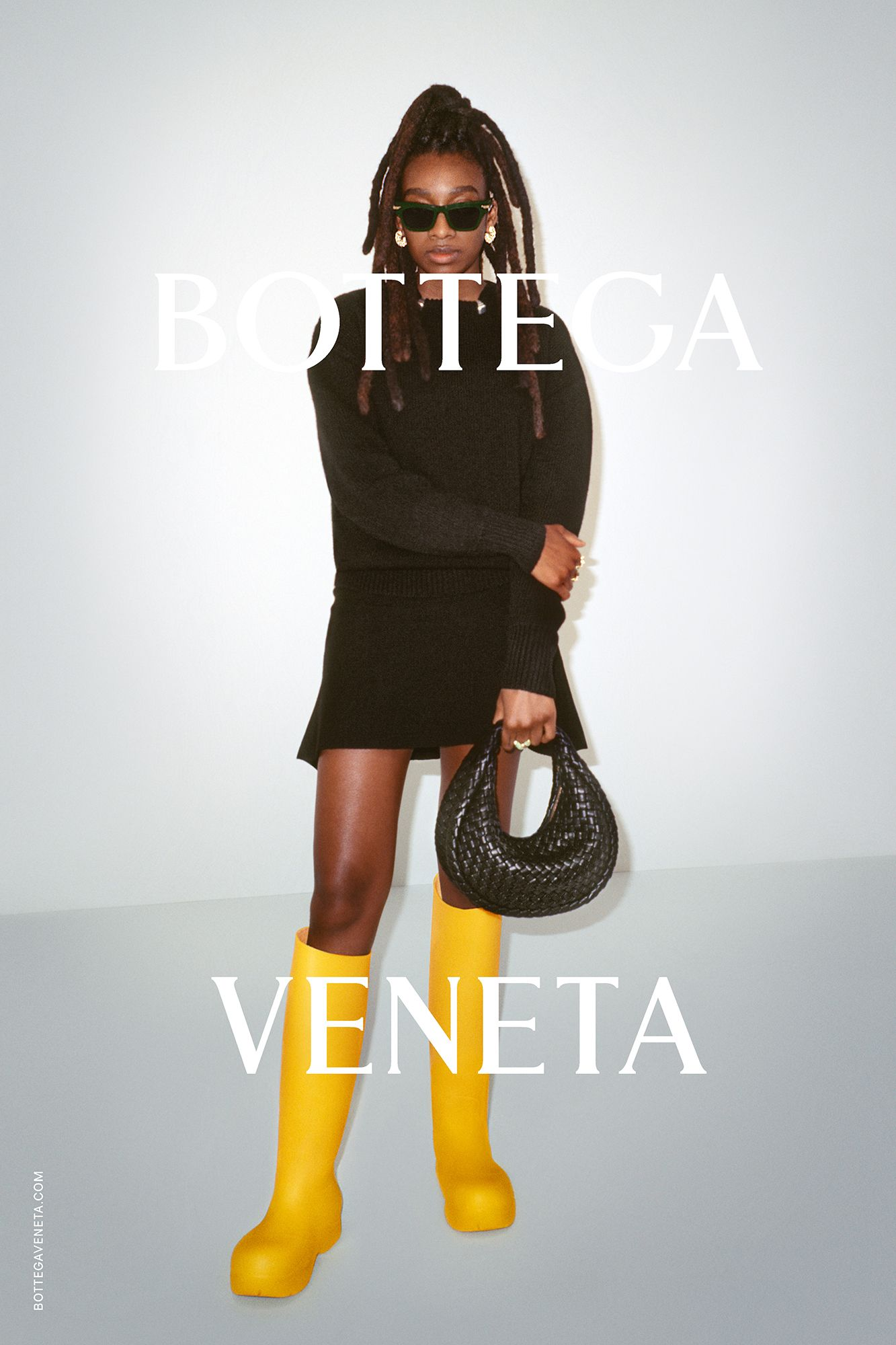 Your First Look at Bottega Veneta's Star-Studded Wardrobe 02 Campaign