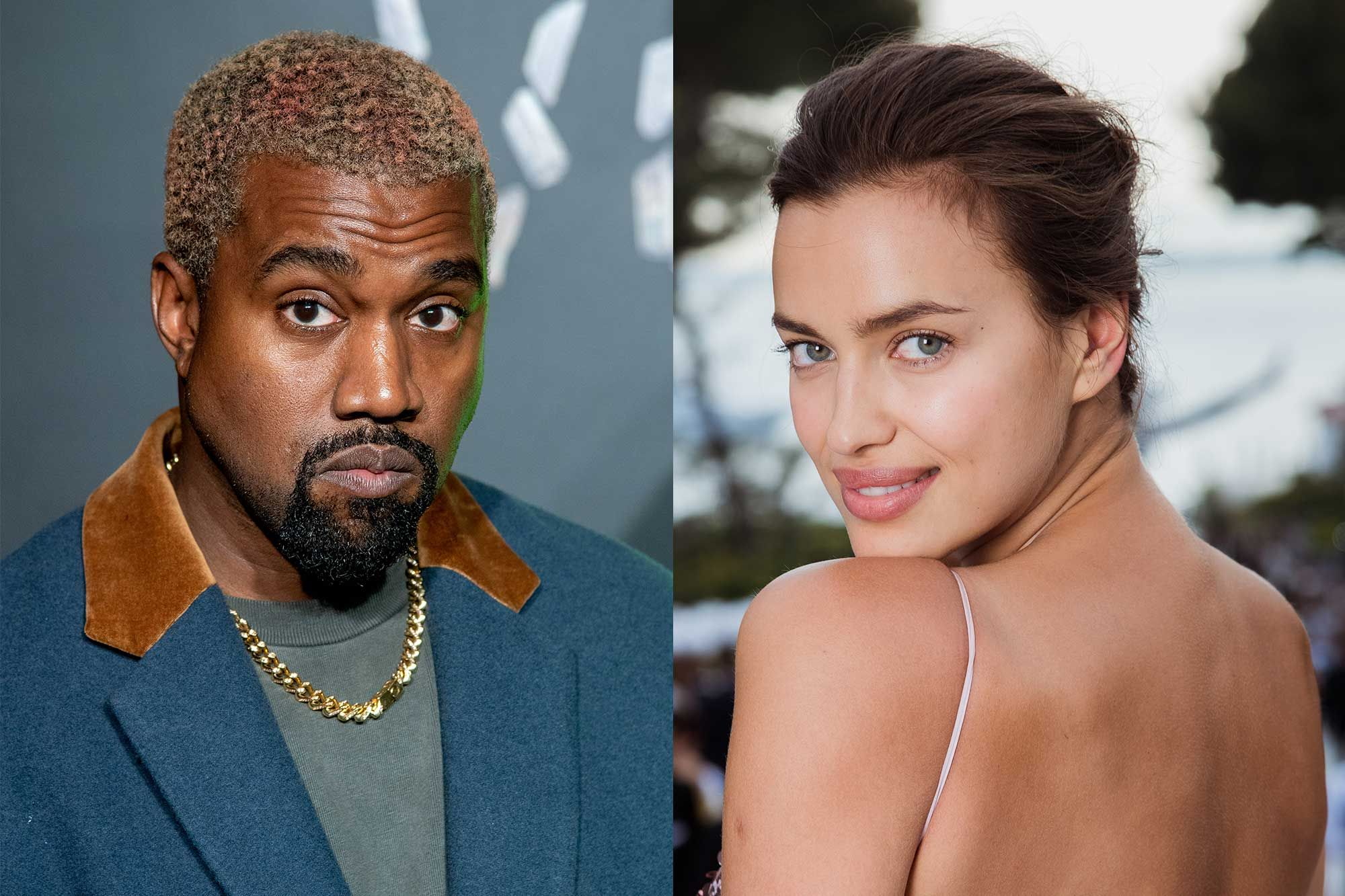 Are Irina Shayk and Kanye West Fashion's New First Couple?